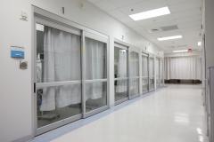 Avala Hospital - Pre-Op Hallway
