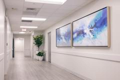 Avala Imaging Center - Patient Hallway