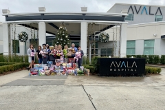 Avala Gives Back to Northshore Enduring Hope