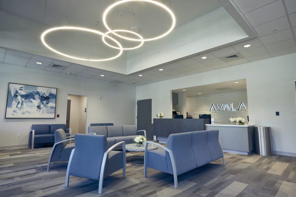 Avala Imaging Center Lobby