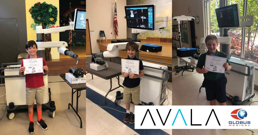 Avala Name Our Robots Contest - Avala com